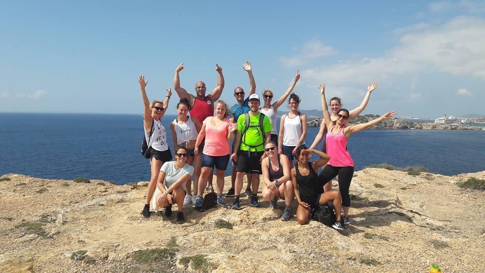 Onze Ibiza Fitness Vakantie 2018