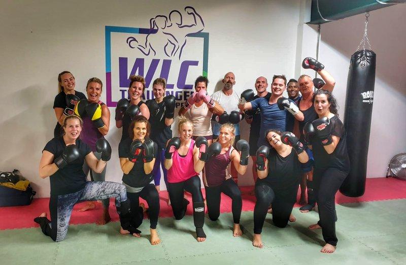 Kickboksen mannen en vrouwen in Mijdrecht WLC Trainingen
