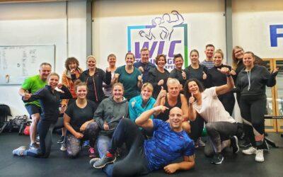 12 redenen van klanten van WLC Trainingen om mee toe doen met onze Fit Challenge – Back in Shape
